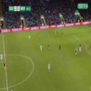 Celtic 3-0 Motherwell - Michael Johnston 45'