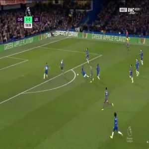 J. Vardy goal (Chelsea 0-[1] Leicester) 51'