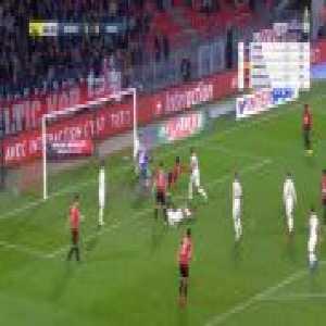 Rennes 4-0 Nimes - Theoson Siebatcheu 67'