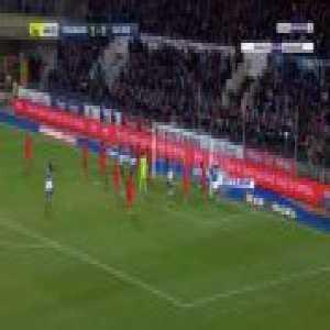Strasbourg 2-0 Nice - Lamine Kone 41'