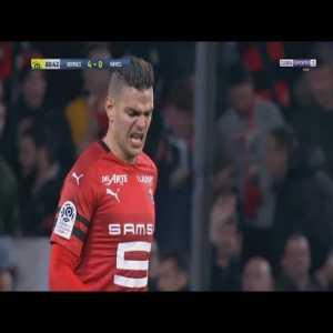 Ben Arfa vs Nimes 22/12/2018