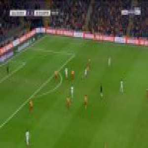 Galatasaray 0-1 Sivasspor - Robinho 9'