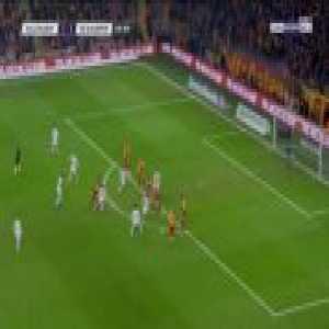 Galatasaray [2]-1 Sivasspor - Sofiane Feghouli 30'