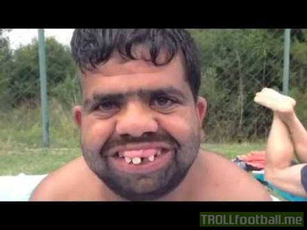 Diego Costa sighted on vacation.