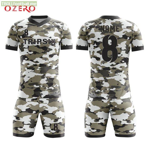 Ozil's favourite football kit