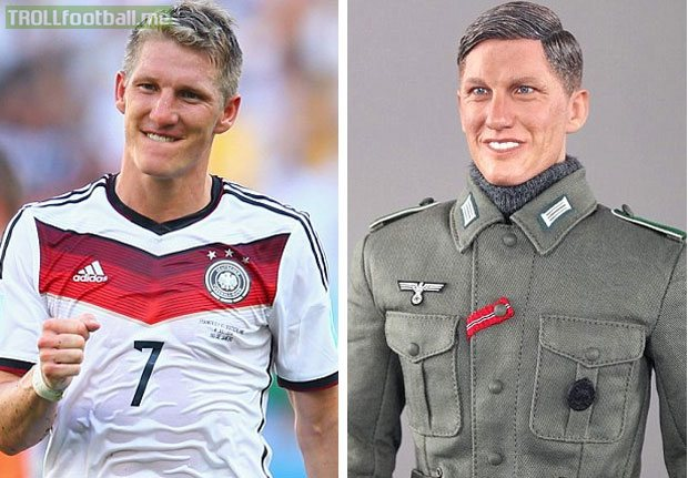 The Secret Life of Bastian SSchweinsteiger