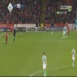 Aberdeen 2-[4] Celtic - Scott Sinclair 88'