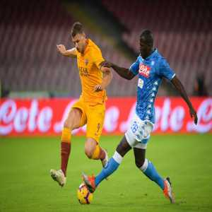 [AS Roma on Twitter] As a club, #ASRoma stands with @en_sscnapoli's @KKoulibaly26, who was racially abused at a football match last night in Italy. Racism has no place inside or outside football.