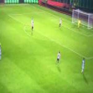 Palermo 1-0 Ascoli - Filippo Perucchini own goal 27' [Italian Serie B]