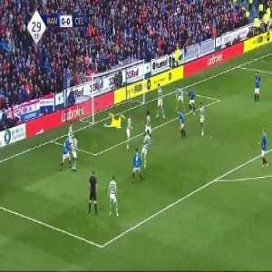 Rangers 1 vs 0 Celtic - Full Highlights & Goals