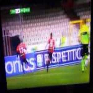 Foggia 1-2 Hellas Verona - Lee Seung Woo 45'
