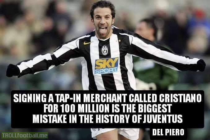 Juventus Legend on CR7