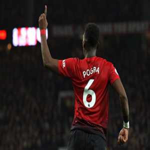 With four goals and three assists, December 2018 has been Paul Pogba's best ever month for league goal involvements in his top-flight career.