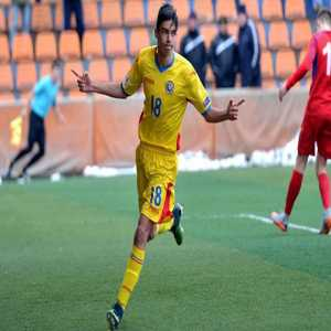 Arsenal are very close to sign 16 year-old Daniel Carjan