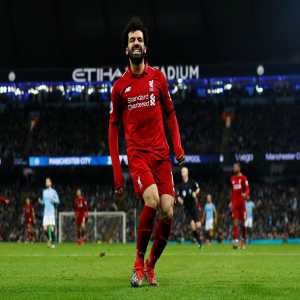 Mo Salah against the current top 6 this season: 7 matches, 1 goal, 1 assist