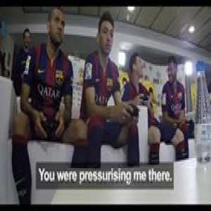 Famous Footballer Playing FIFA ft. Ronaldo, Messi, Pogba
