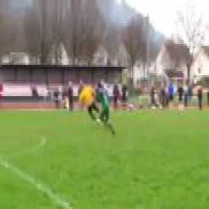 Sunday League Straight Red Card Tackle