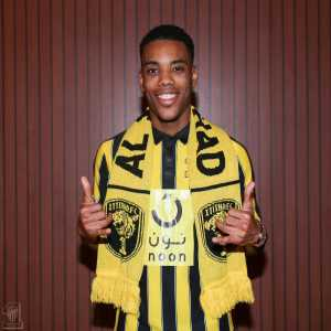 Al-Ittihad have acquired Garry Rodrigues from Galatasaray.