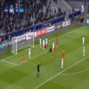 Andrezieux 1-0 Marseille - Bryan-Clovis Ngwabije 16'
