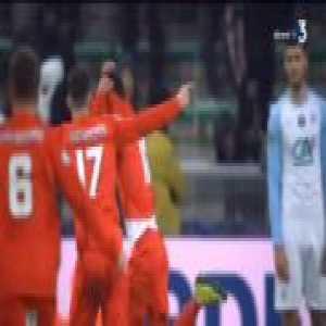 Andrezieux 2-0 Marseille - Florian Milla 82'