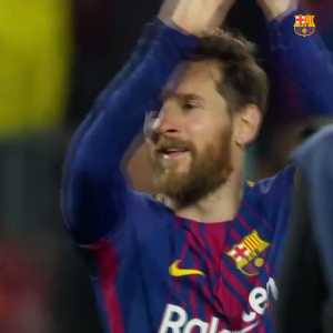 For the fourth year in a row, Messi scores the first goal of the year for Barcelona in La Liga (2016, 2017, 2018, 2019). This is also the longest such streak for any player in domestic league history.
