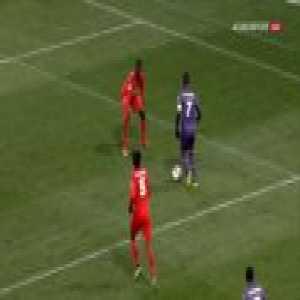 Toulouse 1-0 Nice - Bafode Diakite 40'