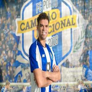 FC Porto signs Pepe on a free transfer for two and half years