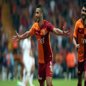 Galatasaray wants to sell Younes Belhanda to a Saudi Arabian club. Fine of 200,000 for his red car in Trabzonspor when the other players sent off against Fenerbahce had only a 10,000 fine