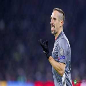 "Hasan Salihamidzic, sports director of Bayern Munich: ""This will probably be Franck [Ribery]'s last year"""