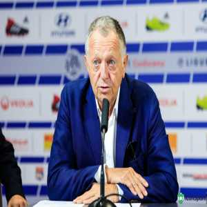 """Jean-Michel Aulas """"In France there isn't a club who does better than us without having sold its soul"""""""