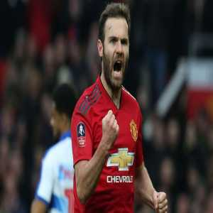 "Manchester United's Juan Mata admits he is unsure where he will be playing next season - but says he is ""calm"" about the situation."
