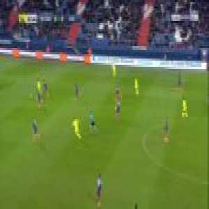 Caen 0-1 Lille - Nicolas Pepe 8'