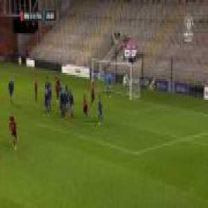 Manchester United U23 1-0 Fulham U23 - Tahith Chong (free-kick) 27'