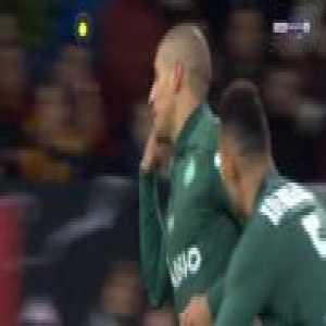 Guingamp 0-1 Saint-Etienne - Wahbi Khazri free-kick 6'