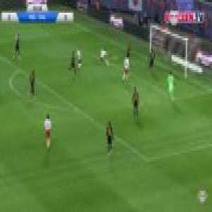RB Leipzig 1-0 Galatasaray - Yussuf Poulsen 34'