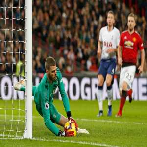 14 – The only top-flight league match in which David de Gea has made more saves than he did versus Tottenham Hotspur today (11) was against Arsenal at the Emirates Stadium on December 2nd 2017 (14)