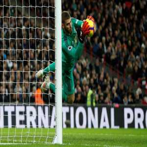 4.81% of today's game was spent waiting for David De Gea to take goal-kicks (10 goal kicks, 26 seconds average time per goal-kick).