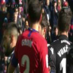 Atlético Madrid [1]:0 Levante - Antoine Griezmann 57' (penalty)