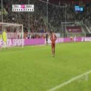 Bayern München vs. Borussia Mönchengladbach - penalty shootout (4:2)