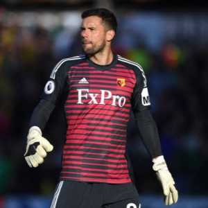 Ben Foster: I see a lot of people saying all De Gea saves were straight at him, please factor in that the guy has some mad sense to know where to be at just the right time, you can't teach that. Proper goally