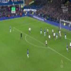 Everton [1]:0 Bournemouth - Kurt Zouma 61'