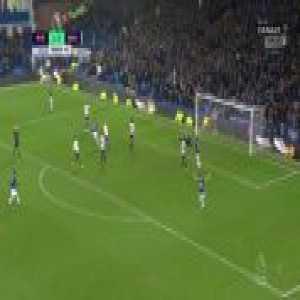 Everton [2]:0 Bournemouth - Dominic Calvert-Lewin 90+5'