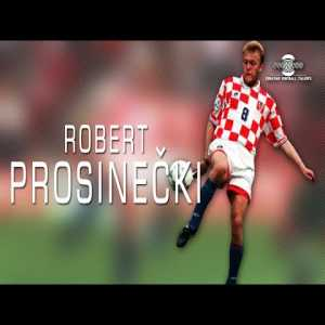 """It doesn't matter if it's La Liga or low tier Croatian leagues, it is important that the ball is rolling. "" Happy birthday to the greatest football icon in Croatia. Robert Prosinečki."