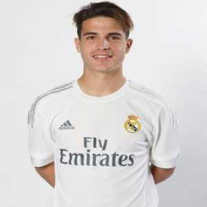 Jaime Seoane (Real Madrid Castilla player): For me, although I'm in Real Madrid, Messi has always been the best, the things he does I can not explain in the words.