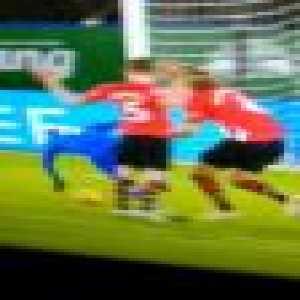 Jamie Vardy dive vs Southampton