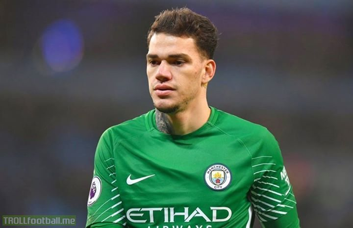Naby Keita joined Liverpool for £48m to create chances.  Jorginho joined Chelsea for £50m to create chances.  Ederson joined Man City for £35m to keep the ball out of the net and has more Premier League assists this season than the pair of them..