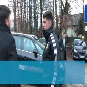 Balerdi completes medical for Borussia Dortmund signing