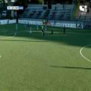 Fiorentina Primavera [3]-1 Napoli Primavera - Dušan Vlahović (great goal) 69'