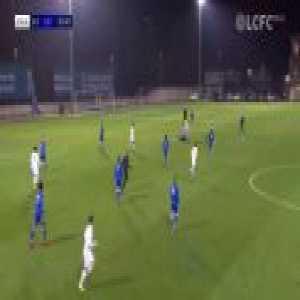 Swansea City U23 0-[3] Leicester City U23 - Ali Reghba 66'