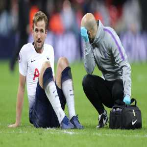 Harry Kane has damaged ligaments in his left ankle & is expected to return to training in early March.